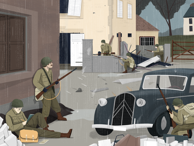 D-Day - Ernie Pyle