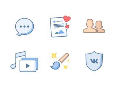 Infographics icons