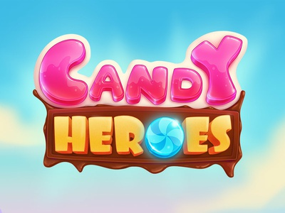 Candy Heroes Logo