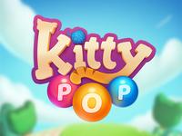 Kitty Pop Logo