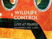 Live at Pianos
