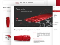 Terapeuta Product Page