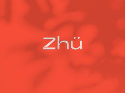 Zhü logotype