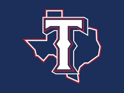 Texas rangers concept logo by marco dribbble - Texas rangers logo images ...