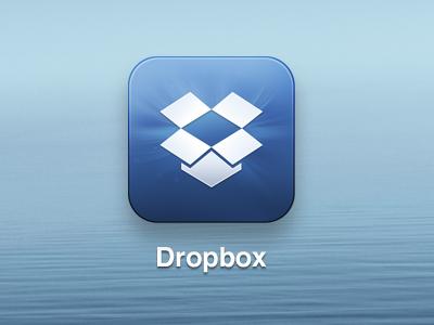 Dropbox Icon dropbox icon ios app