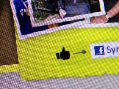 Detail facebook school