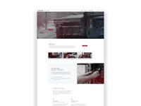 Home page design PV