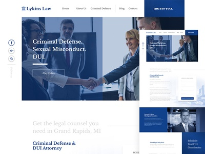 Law Firm Design