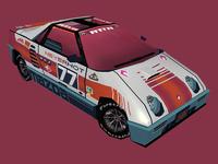 Mazda Autozam AZ-1 / Sunset / Front