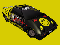 Mazda Autozam AZ-1 / Smiley / Front