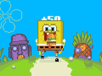 Nickelodeon Spongebob Bumper B