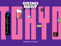WHOOP THIS Arcade - Tokyo Title Screen