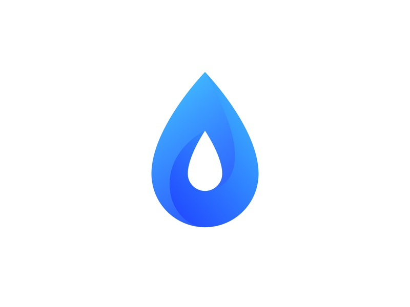 Tundra gradient vector logo minimal icon design app