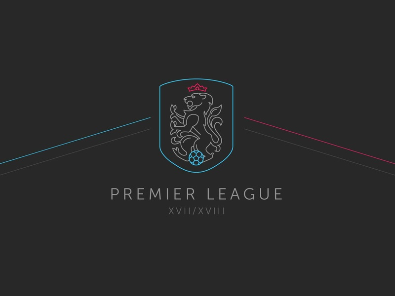 PL1718 infographic logo premier league football fifa branding euro design illustration vector artwork