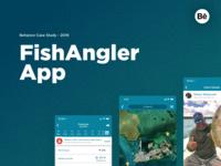 FishAngler UI/UX Design Case Study