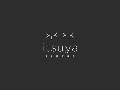 Itsuya icon eyes illustrator logo