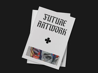 ED Faliraki Typeface design elegant font branding minimalist lettering typography