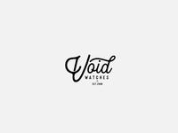 Void Watches logo