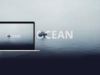 ocean | web design