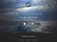 John piccolo web design