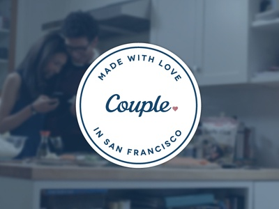 Couple - An App for Two (Sticker)