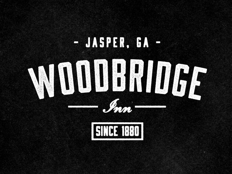 Woodbridge Inn Logo restaurant vintage logo bundle emblems labels branding icons retro badges nautical typography