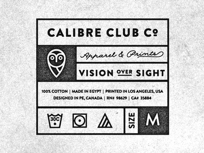 Calibre Club has launched!