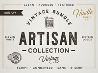The Artisan Collection - Available on Creative Market