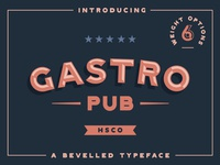 Gastro Pub - Available on Creative Market