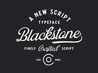 *NEW* Blackstone Script
