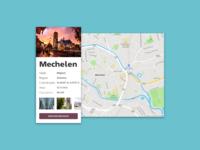 Daily UI - Map sketchapp ui design dailyuichallenge dailyui