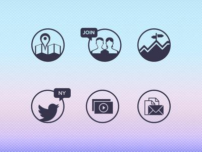 Web & Print Icons