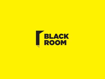 Black Room Logo black room logo brand logo room black