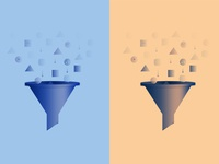 We Funnel Your Data data funnel