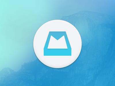 Mailbox Replacement Icon mailbox replacement icon yosemite os x
