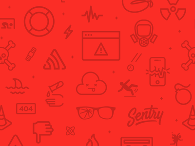 A pattern of bad things project noun pattern seamless