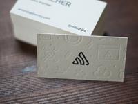 Sentry Letterpress Cards