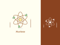 Nucleas Logo - Weekend UI