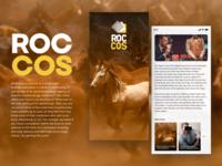 Roccos - Blog App