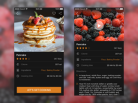 Cooking Recipes Mobile App