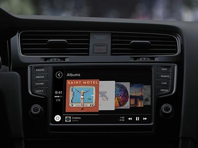 CarPlay ui ukraine car lviv carplay design ux