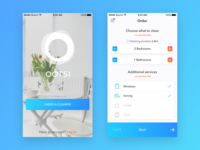 OOTSI Cleaning App