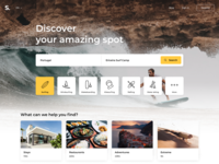 Discover Your Amazing Spot