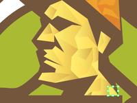 Gold Mining Company Logo