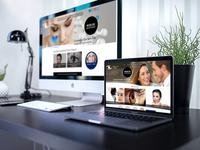 UI Design for Eye Institute