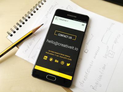 CreativeIT website