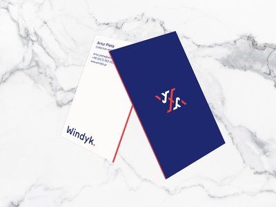 Windyk business cards