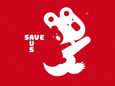 Save us | Save AUStralia - Koala bushfires