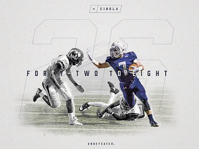 La Cueva Football | Season Recap helmet digital social touchdown score high school athletics sports design football