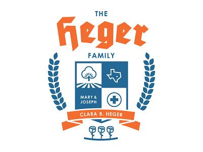 Family Reunion Shirt ribbon cotton rose texas family reunion heger badge